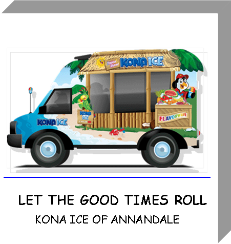 Kona Ice of Annandale