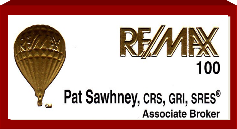 Pat Sawhney, Re/Max 100 Realty