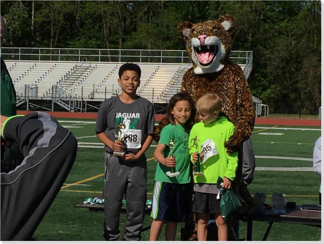 Jaguar Run at Falls Church High School