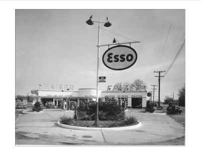 Willis Esso at The Triangle -  former site of Garges Homestead - #9